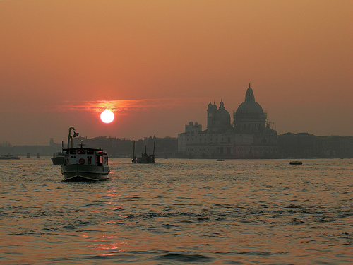 Venice - the historian