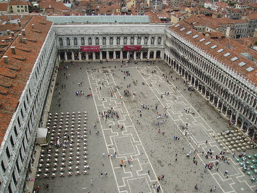 Piazza San Marco - The Historian