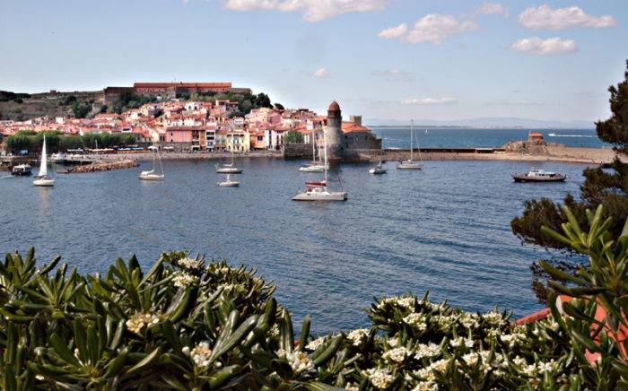 Collioure - the historian
