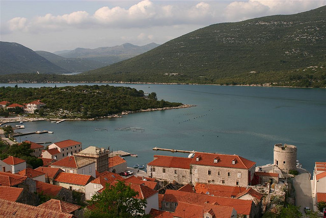 Mali Ston - Dalmatian coast